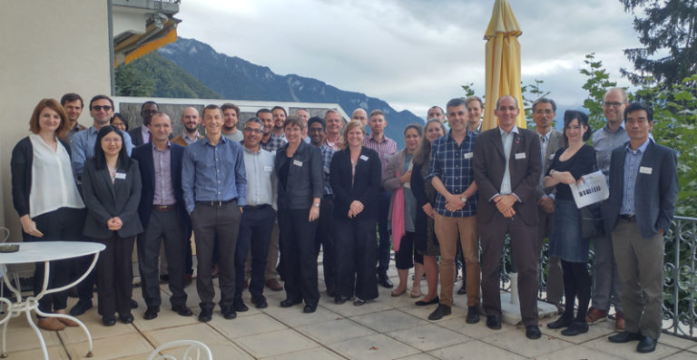 TB MAC / WHO first annual meeting – Switzerland – September 2017